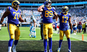 Rams injury report: Higbee, Blythe expected back for Week 4