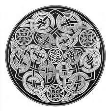 Celtic Design 022 Mandala Kleurplaten Keltisch En Mandala S