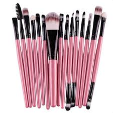 eye shadow foundation makeup brushes