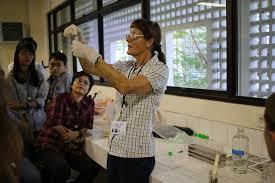 OC/OVAG Veterinary Workshop Wrap-Up 2015     Orangutan Conservancy