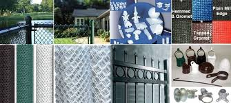 Fence Material Com Chain Link Fence Packages Fence Parts