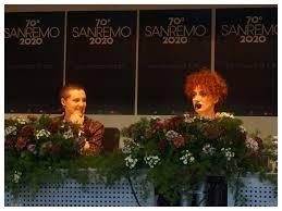 Sanremo 2020: Gabriella Martinelli e Lula.
