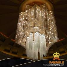 china hotel decoration big chandelier