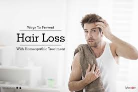 ways to prevent hair loss with