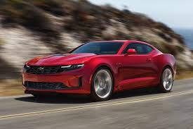 2020 Camaro Here S What S New And Different Gm Authority