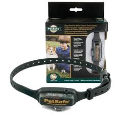 Small Dog Deluxe Electric Dog Fence Collar Pig19 11042