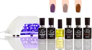 uv nails led l and gel nail polish