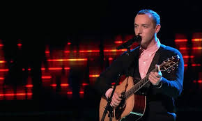 Aaron Gibson The Voice 11 Audition - Losing My Religion VIDEO