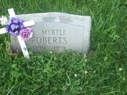 Lottie Myrtle Roberts Roberts (1895-1959) - Find A Grave Memorial