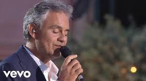Andrea Bocelli - Quizas Quizas Quizas (HD) ft. Caroline Campbell ...
