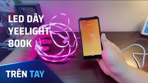 800k là đủ để bộ salon của bạn lên đèn nhờ LED dây của Xiaomi Yeelight -  YouTube
