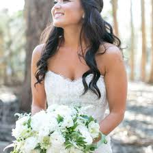 bridal hairstyles from real weddings