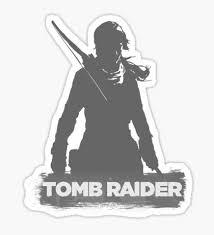 Tomb Raider Stickers Tomb Raider Raiders Stickers Tomb