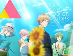 A3! Season Spring & Summer Tập 2 vietsub + thuyết minh Full HD ...