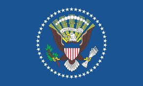 5in X 3in Presidential Flag Sticker Vinyl Car Door Truck Window Stickers Stickertalk