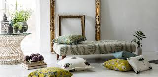 designer fabric and wallpaper from