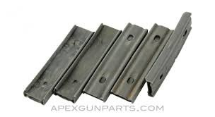 M1A M14 Stripper Clips, Set of 5, 7.62 NATO, *Very Good*