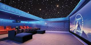 led 15w home theatre star ceiling optic