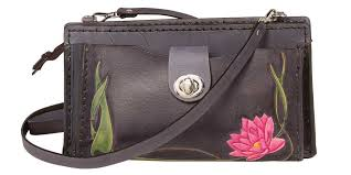 erica cross purse kit tandy leather