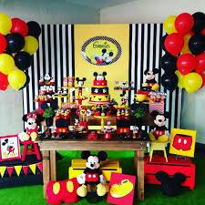 Pin De Kerly Moreno En 1 Anito Fiestas Mickey Mouse Decoracion