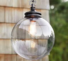 calhoun glass indoor outdoor pendant