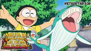 Xem video / clip Doraemon Vietsub Tập 535 : Nobita Và Chuyến phiêu ...