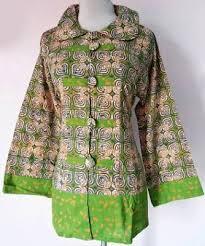 35+ model baju batik atasan 2018: 70 Model Baju Batik Atasan Wanita Terbaru 2019 Semua Ukuran