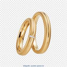 earring f c bauer wedding ring gold