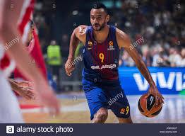 Forward Adam Hanga of FC Barcelona Lassa in action with the ball Stock  Photo - Alamy