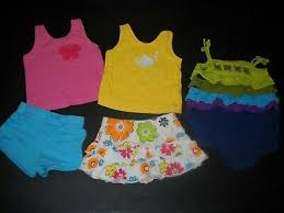 baby summer clothes size 12 mo s