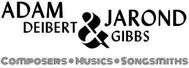 About – Music By Adam Deibert and Jarond Gibbs