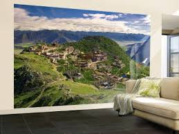 Tibet Photography Posters And Art Prints Wall Murals Mural Cityscape