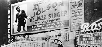 """The Jazz Singer"""" by Alan Crosland: a review – Movie Quotes .com"""
