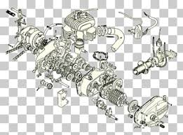 3 405 motorcycle engine png cliparts