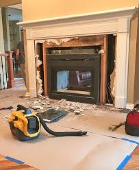 add fireplace when building home