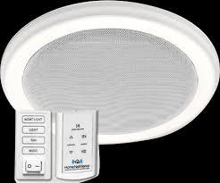 bluetooth bath fan speaker combo