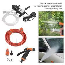Máy rửa xe Mini Thông minh thế hệ mới với vòi xịt áp lực nước cực mạnh -  Gia Đình