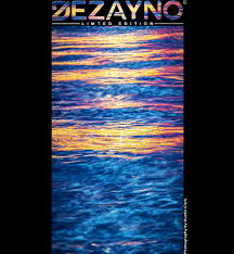 Dezayno Artist Collection: Dustin Clark Limited Edition Organic T-Shir