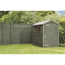 Ronseal One Coat Fence Life Forest Green 5l Homebase
