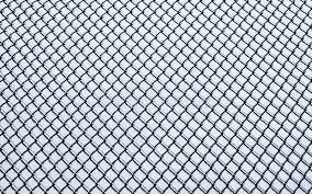 Frozen Small Chain Link Fence Pattern Stock Photo Image Of Enclosure Architecture 42765894