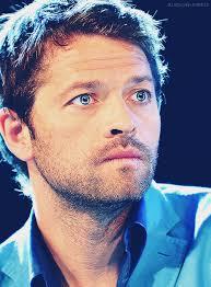 100% guarantee that Misha Collins is prettier than you. << Ummm ...