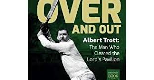 Derbyshire Cricket - Peakfan's blog: Book Review: Over And Out ...