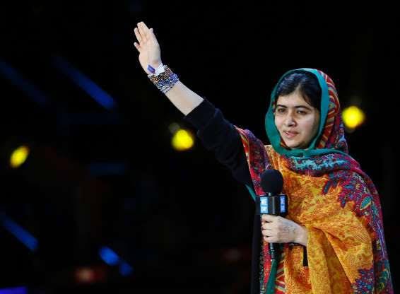 Resultado de imagem para Greta x Malala adolescentes e diferentes