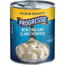 new england clam chowder 18 5 oz