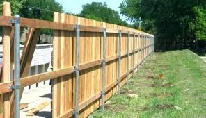 Understanding Your Material Steel Fences Vs Wooden Concrete Fence Posts Adrian Little Design Manufacture