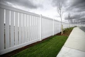 How To Properly Install Vinyl Fencing Home Guides Sf Gate