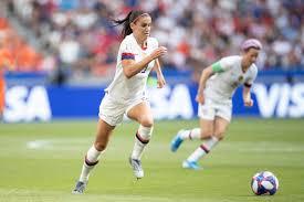 Alex Morgan becomes U.S. national team's newest soccer mom | CBC Sports