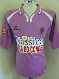 Rio Ave FC Il Terzo maglia di calcio 2004 - 2005.