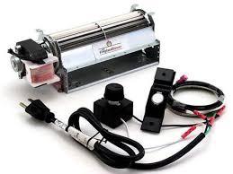 fk15 fireplace blower fan kit for the