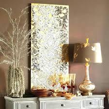 mosaic mirror pier one craft kits
